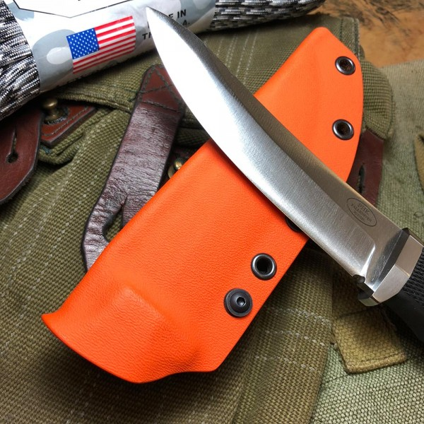 Kydex Scheide in Survival Orange