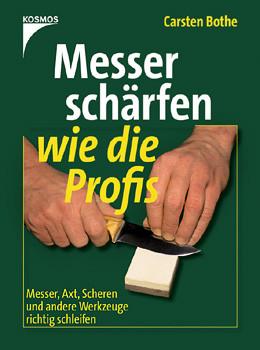 Buch Messer schärfen wie die Profis