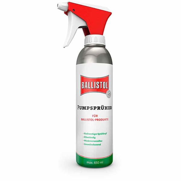 Ballistol® Sprühflasche aus Alu (ohne Inhalt)