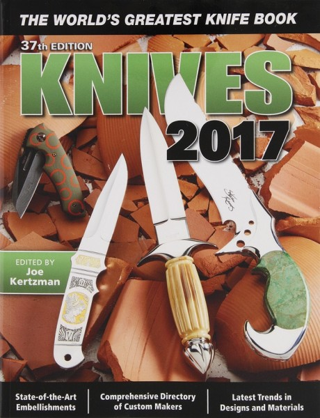 Knives 37th Edition - Ausgabe 2017