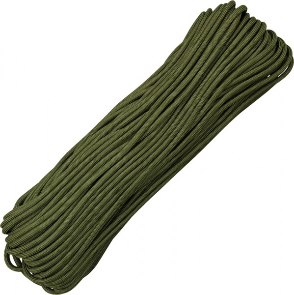 Paracord Camo Green