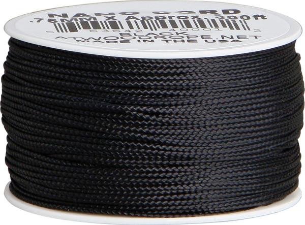 Nano Cord schwarz