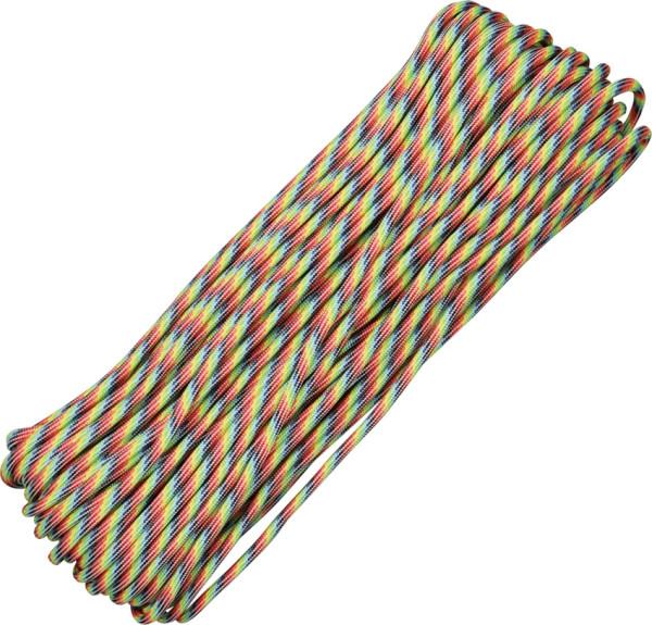 Paracord 550er - Light Stripes - 30 Meter Schnur