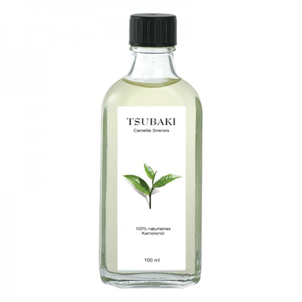 Tsubaki® Sinensis Kamelienöl - 100 ml