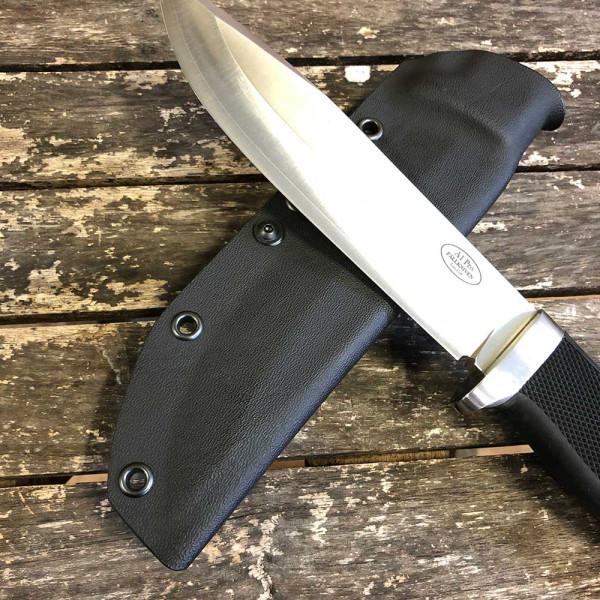 Kydexscheide in schwarz für Fällkniven A1Pro