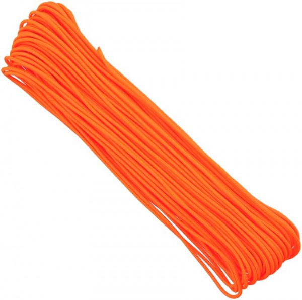 "Tactical Cord 3/32"" - Neon Orange - 30 Meter"