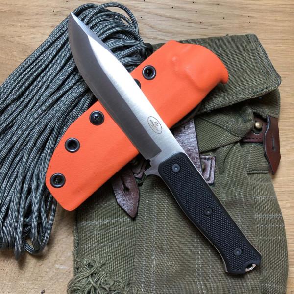 Kydexscheide für Fällkniven S1X in orange