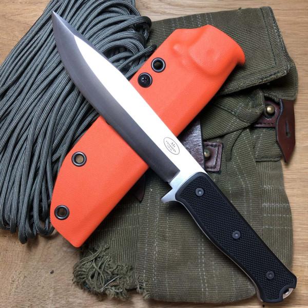 Kydexscheide für Fällkniven A1X in orange