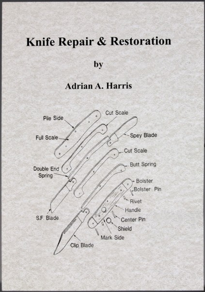 Buch - Knife Repair & Restoration