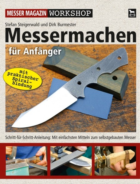 Workshop Buch Messermachen