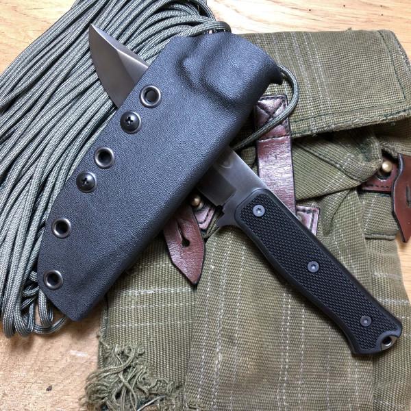 Kydexscheide für Fällkniven S1X in schwarz