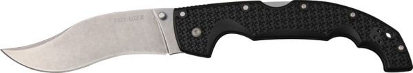 Cold Steel Voyager Extra Large Plain Edge - CS29TXV