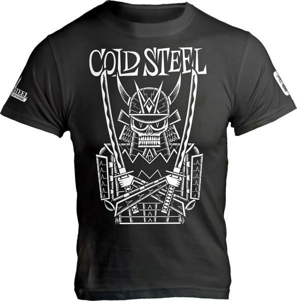 Cold Steel Tshirt Undead Samurai