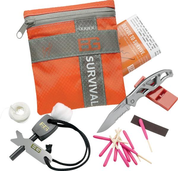 Bear Grylls Survival Kit Basic